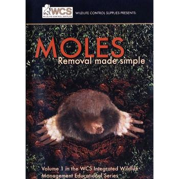 MOLES - Removal made simple DVD   #nomolvid